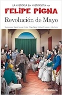 Papel REVOLUCION DE MAYO (COLECCION LA HISTORIA EN HISTORIETA)