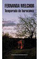 Papel TEMPORADA DE HURACANES (COLECCION LITERATURA RANDOM HOUSE)