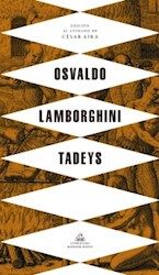 Libro Tadeys