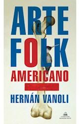 Libro Arte Folk Americano