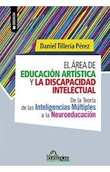 Papel EL AREA DE EDUCACION ARTISTICA Y LA DISCAPACIDAD INTELECTUAL