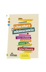 Papel LITERATURA Y ADOLESCENCIA