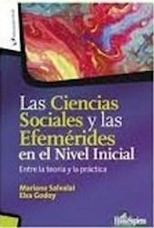 Libro Las Ciencias Sociales Y Las Efemerides En El Nivel Inicial
