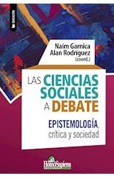 Papel LAS CIENCIAS SOCIALES A DEBATE