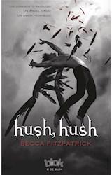 Papel HUSH HUSH (COLECCION SIN LIMITES)