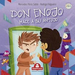 Libro Don Enojo Hace A Su Antojo