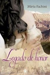 Libro Legado De Honor