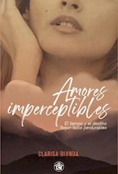 Libro Amores Imperceptibles