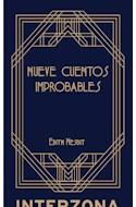 Papel NUEVE CUENTOS IMPROBABLES PARA NIÑOS (COLECCION 7/107) (CARTONE)