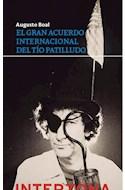 Papel GRAN ACUERDO INTERNACIONAL DEL TIO PATILLUDO (COLECCION ZONA DE TEATRO)