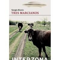 Libro Tres Marcianos