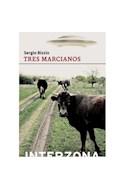 Papel TRES MARCIANOS (COLECCION ZONA DE TESOROS) (BOLSILLO)