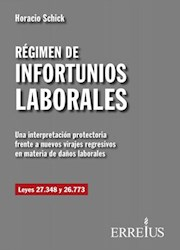 Libro Regimen De Infortunios Laborales