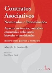 Libro Contratos Asociativos Nominados E Innominados