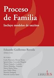 Libro Proceso De Familia