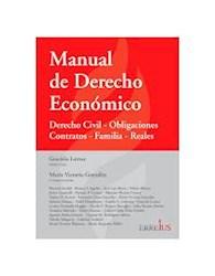 Libro Manual De Derecho Economico