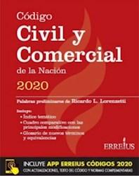 Libro Codigo Civil Y Comercial De La Nacion 2020