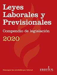 Libro Leyes Laborales Y Previsionales 2020