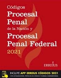 Libro Codigos Procesal Penal De La Nacion + Procesal Federal