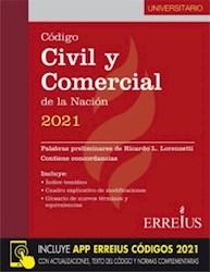 Papel Codigo Civil Y Comercial De La Nacion 2021