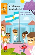 Papel AZULUNALA (BARCO DE VAPOR NARANJA 56) (+9 AÑOS)