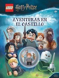 Libro Harry Potter : Aventuras En El Castillo