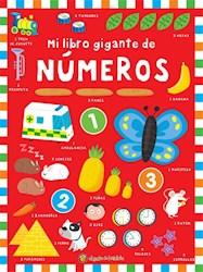 Libro Mi Libro Gigante De Numeros