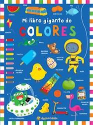 Libro Mi Gran Libro Gigante De Colores