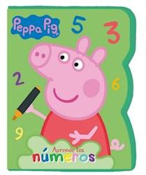 Libro Peppa Pig : Aprende Los Numeros