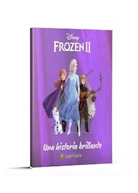 Papel Frozen 2 - Una Historia Brillante