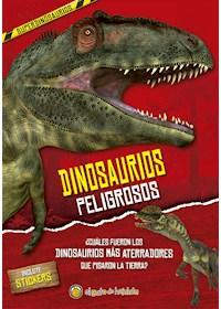 Papel Dinosaurios Peligrosos