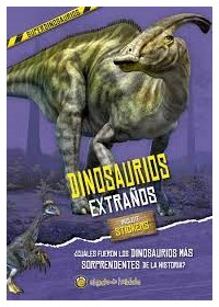 Papel Dinosaurios Extraños 2