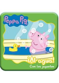 Papel Peppa Pig - Al Agua - Con Los Juguetes
