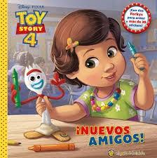 Papel Toy Story 4 - Nuevos Amigos