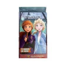 Libro Frozen Ii ( Flashcards )