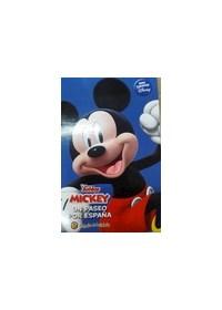 Papel Mini Cuentos Disney - Mickey - Un Paseo Por España