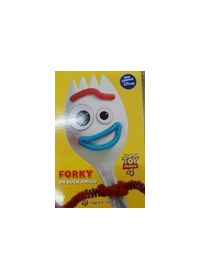 Papel Mini Cuentos Disney - Toy Story 4 - Forky Un Buen Amigo