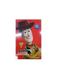 Papel Mini Cuentos Disney - Toy Story 4 - Woody Al Rescate De Nuevos Juguetes