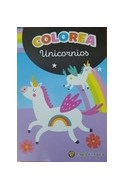 Papel UNICORNIOS (COLECCION COLOREA)