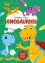 Libro Supercolores : Dinosaurios