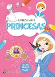 Libro Supercolores : Princesas
