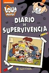 Libro The Loud House : Diario De Supervivencia