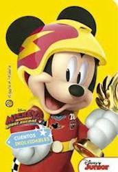 Papel Cuentos Inolvidables Mickey Aventuras Sobre Ruedas