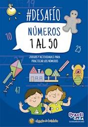 Libro Desafio : Numeros Del 1 Al 50