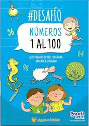 Libro Desafio : Numeros Del 1 Al 100