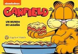 Libro Garfield Un Mundo De Lasaña.