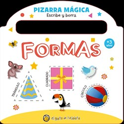 Libro Pizarra Magica : Formas