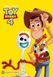 Libro Toy Story 4