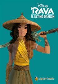 Libro Raya Y El Ultimo Dragon