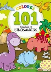 Papel Colorea 101 Dibujos De Dinosaurios